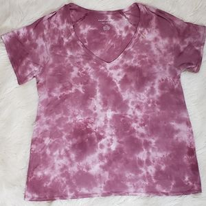 American Eagle Soft & Sexy Tee Size Large